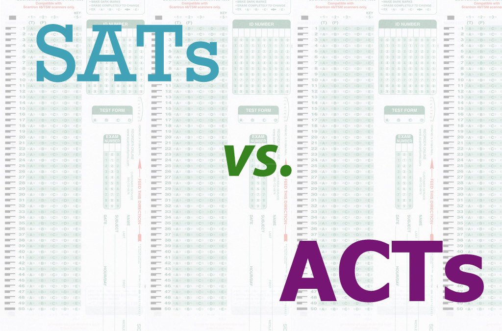 SAT or ACT. Which one should you take?