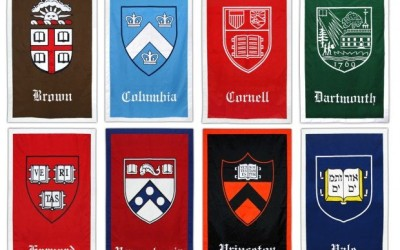 Ivy League Colleges: The Gold Rush [Infographic]